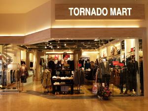 トルネードマート外観画像