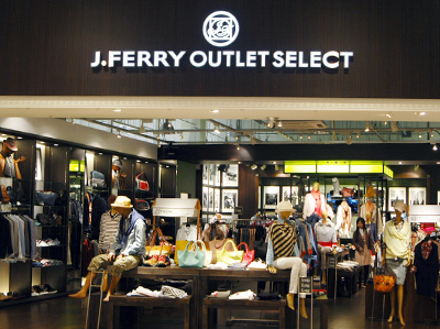 J. FERRY OUTLET SELECT