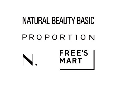 NATURAL BEAUTY BASIC N.Natural Beauty Basic FREE'S MART PROPORTION