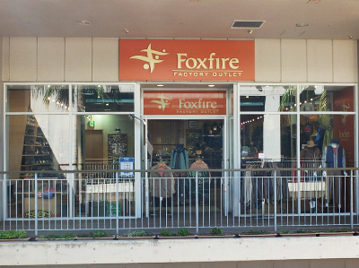 Foxfire FACTORY OUTLET