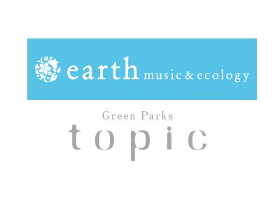 earth music&ecology super premium store/Green Parks topic